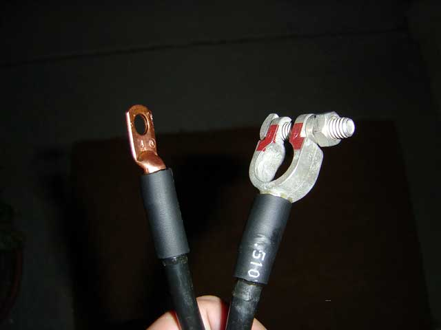 repaired cable