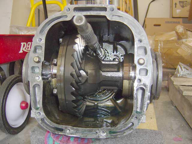 T25 Syncro Locking Differential Pics