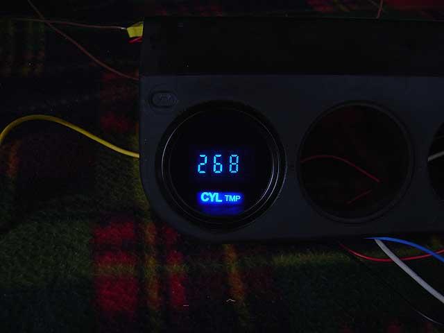 vdo gauges dakota digial gauge