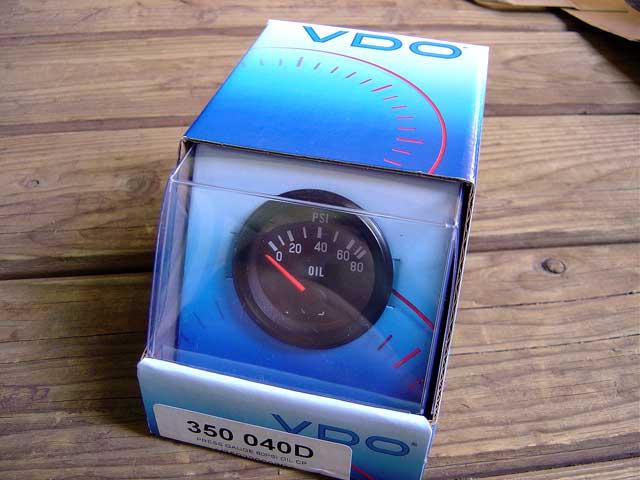 vdo gauges vdo pressure gauge