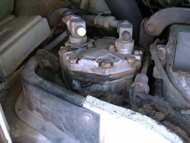 Comprehensive engine inspection for Air compressor oil vs motor oil