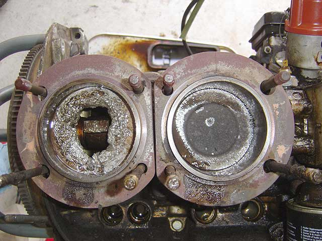 piston damage