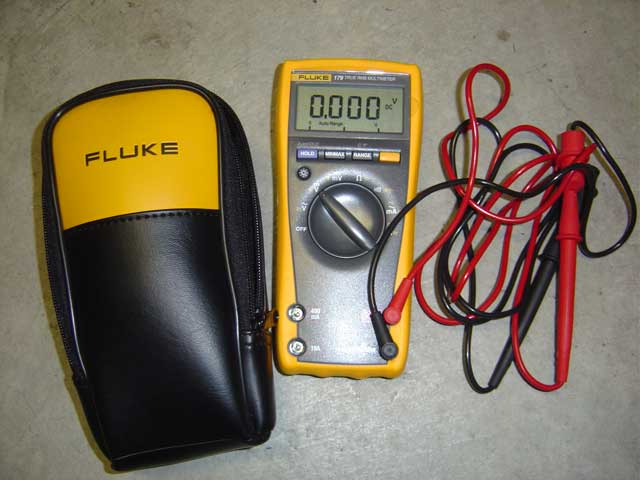 Fluke temperature