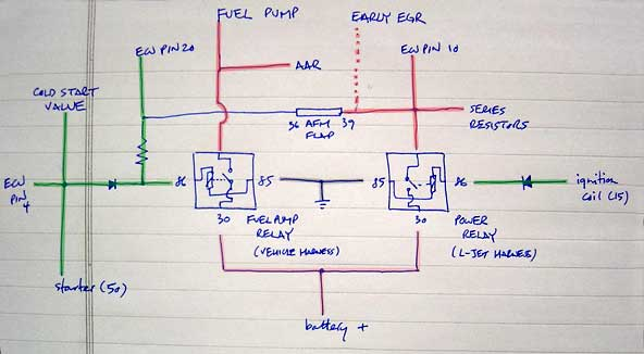 DoubleRelay 3 double relay demystified how does a relay work diagram at suagrazia.org