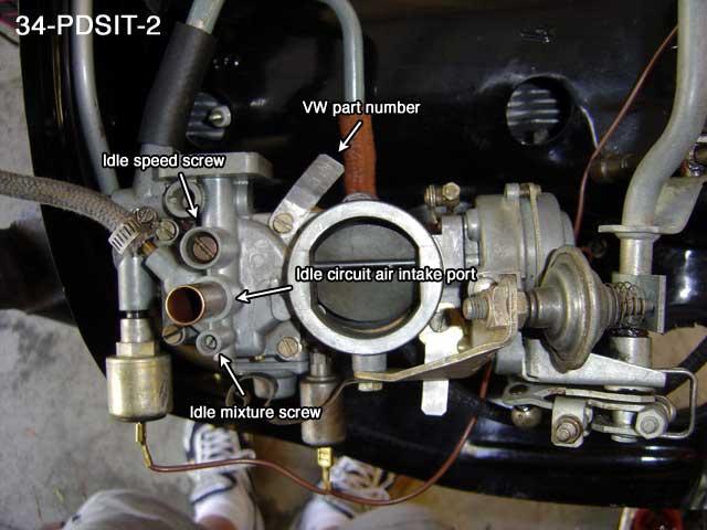 honda fuel filter adjusting 34 pdsit 2 3 carbs  adjusting 34 pdsit 2 3 carbs