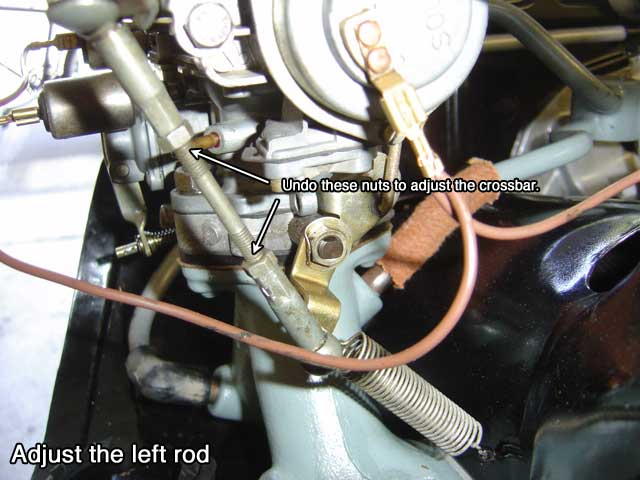 Advice needed on throttle return springs - Itinerant Air-Cooled
