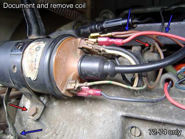 69 bug coil wiring 1969 vw bug coil wiring diagram coil wiring | kombiclub australia forums