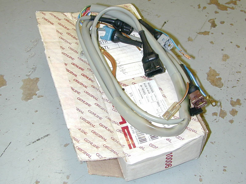 l jetronic fuel injection harness repair Porsche 914 Wiring Harness Porsche 914 Wiring Harness #89 porsche 914 wiring harness