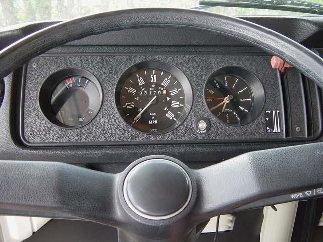 Clocks Amp Tachograph Amp Trip Odometers