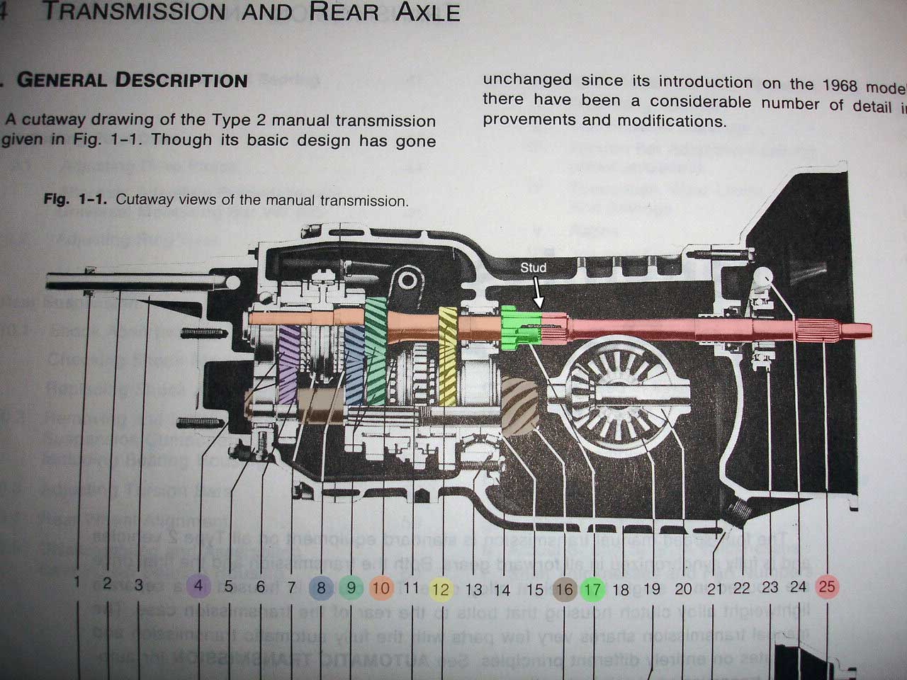 72 Vw Bus Engine Diagram on type 1 vw coil wiring diagram