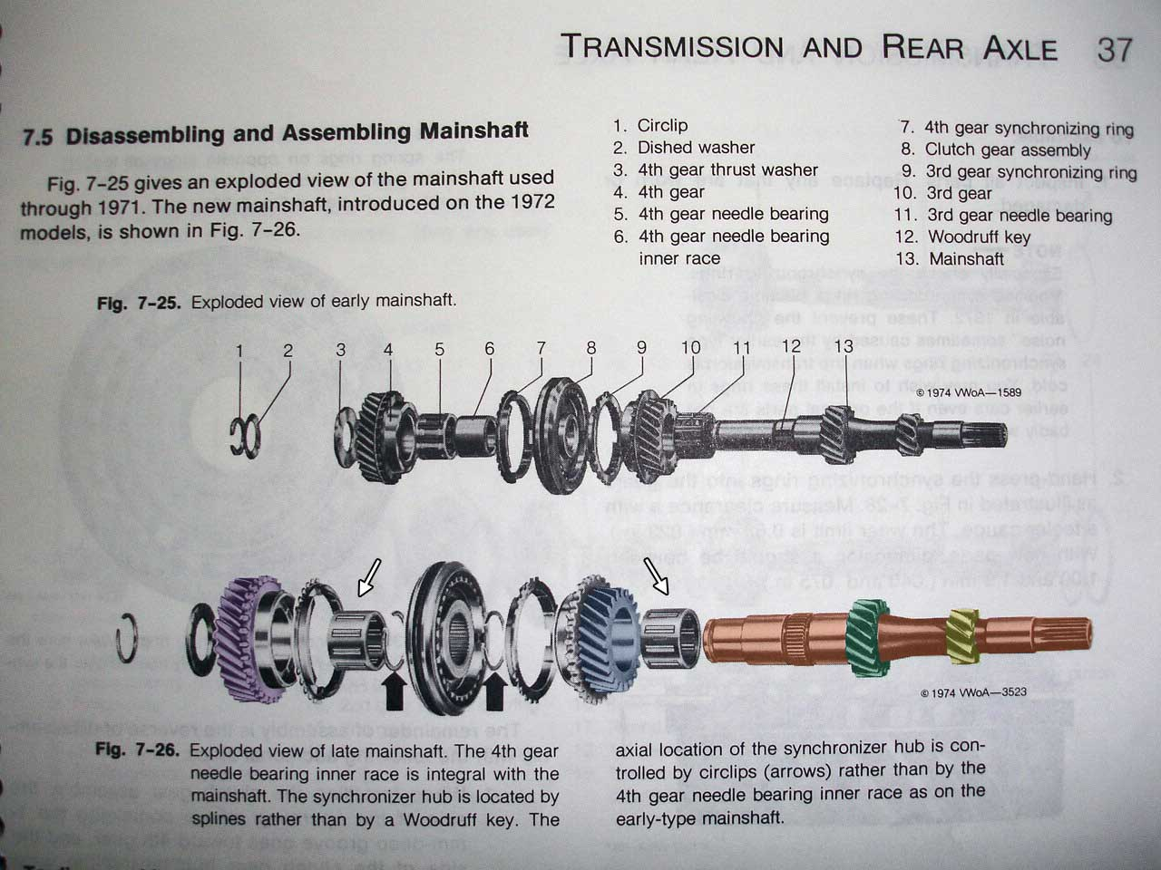 vw transaxle rh ratwell com vw bug transmission diagram vw bus transmission diagram