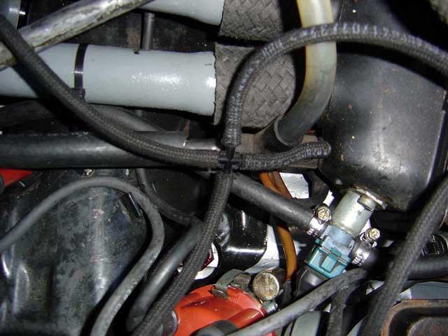 37 FourWayTee fuel injection vacuum hoses